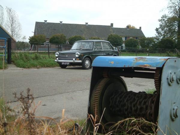 Morris 1300 Super de Luxe (1968)