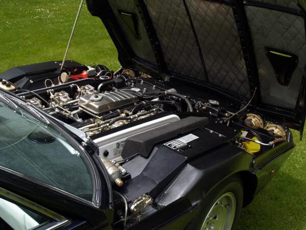 Lamborghini Espada S3 motor