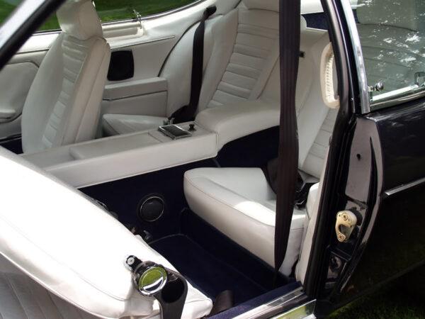 Lamborghini Espada S3 interieur