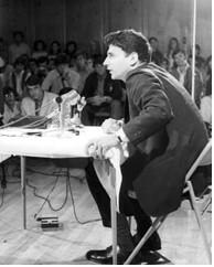Een jonge Ralph Nader in 1965!
