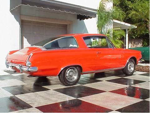 Pony-car offspring en Corvair killer: 1965 Plymouth Barracuda