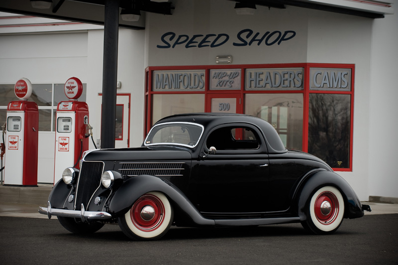For Sale 1936 Ford Coupe 5 Window | Upcomingcarshq.com