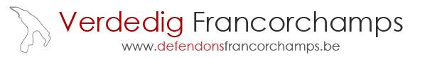 Verdedig Spa Francorchamps!
