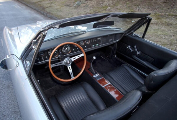 Ghia 450 SS Convertible (1967)