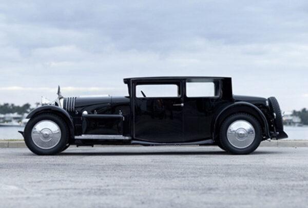 Voisin C20 V-12 Mylord Demi-Berline (1931)