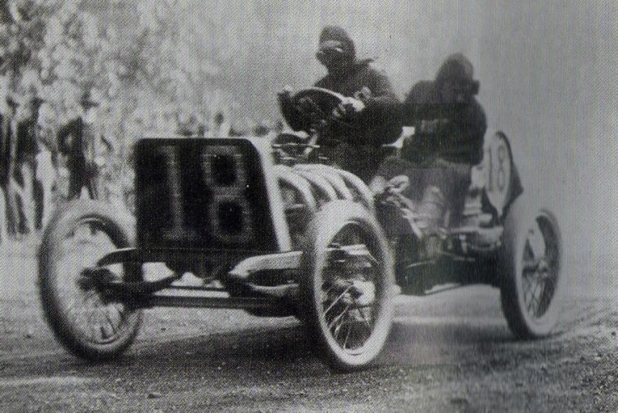 Circuit des Ardennes Historique 2011