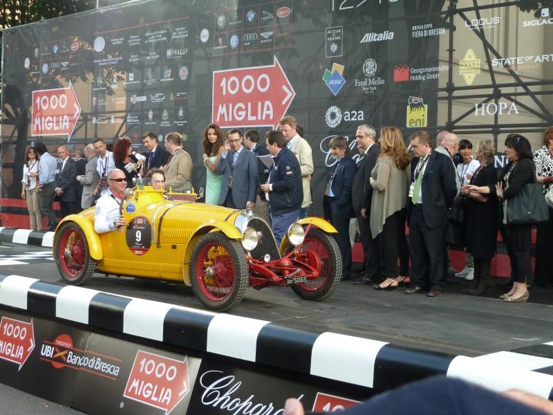 Mille Miglia 2011: Italië in de hoogste versnelling (2)
