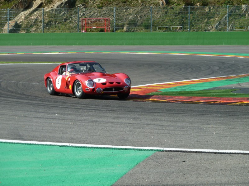 Spa Six Hours en F1 Historic 2011