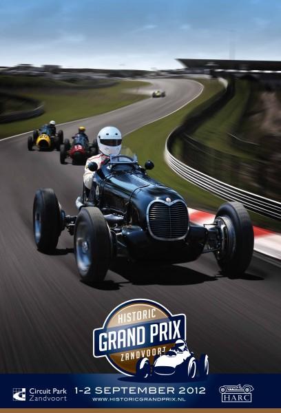 Circuit Park Zandvoort eert autosportverleden met 'Historic Grand Prix'