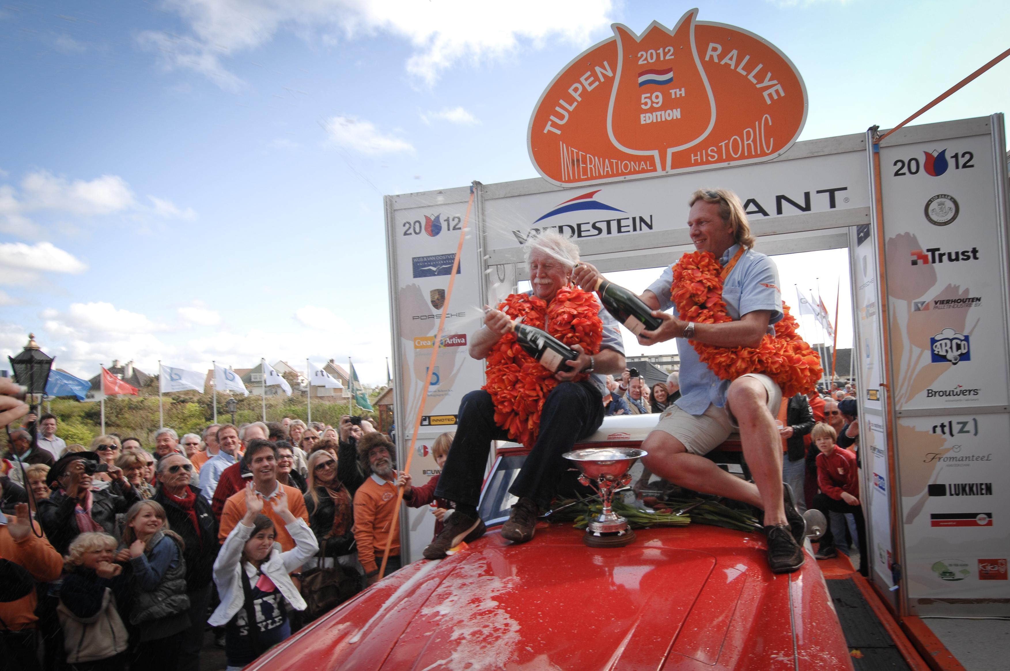 Sinke/Den Hartog winnen 59e Tulpenrallye