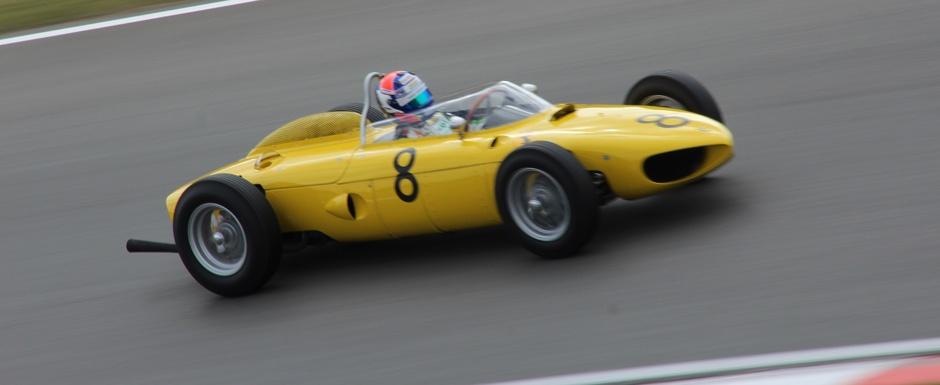 Opnieuw unieke Grand Prix Cars bij Historic Grand Prix Zandvoort