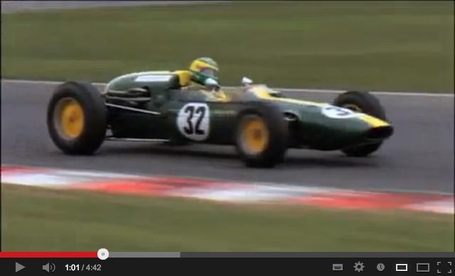 Alle Lotus formule auto's op Snetterton