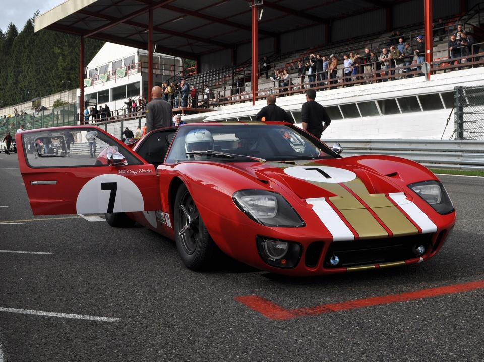 Spa Six Hours 2013 - Ford GT 40