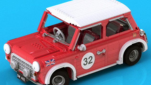 Lego Cusoo Mini Cooper