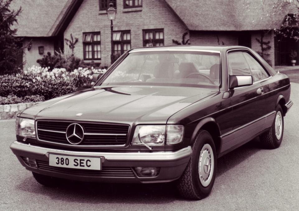 Mercedes-Benz 380SEC