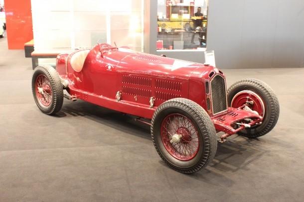 Alfa Romeo Techno Classica 2014