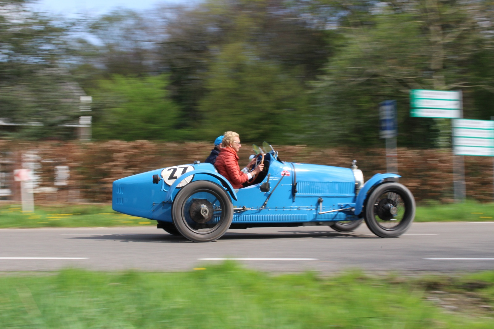 Bugatti T37 - 1926