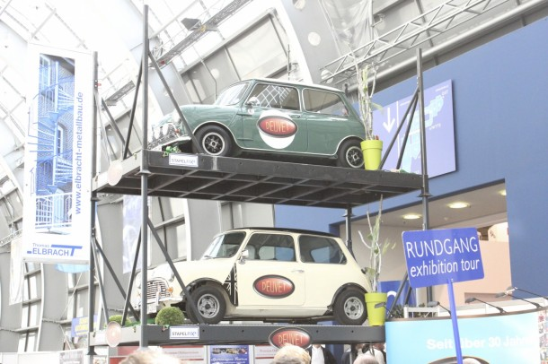 Techno Classica 2015 - Galleria - Mini's
