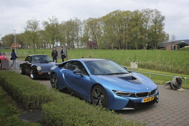 Klassiekers op de Koffie - BMW i8