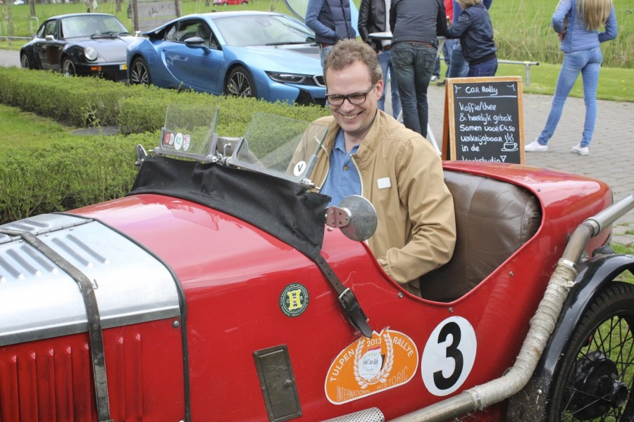 Klassiekers op de Koffie - Austin Seven Special