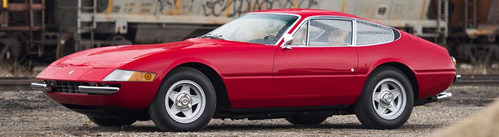 Ferrari's: Hollen of stilstaan bij Villa Erba