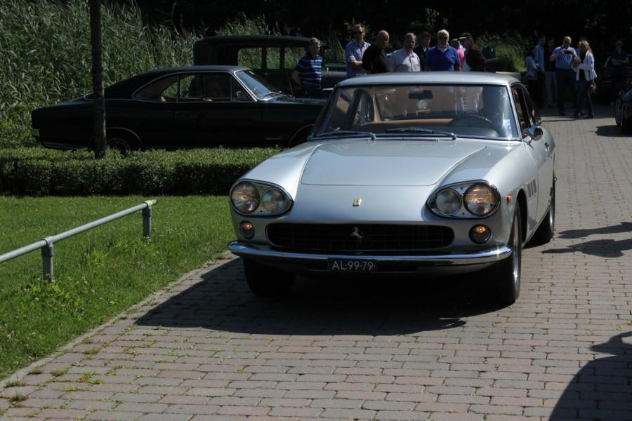 Klassiekers op de Koffie - Juli 2015 - Ferrari 330 GT