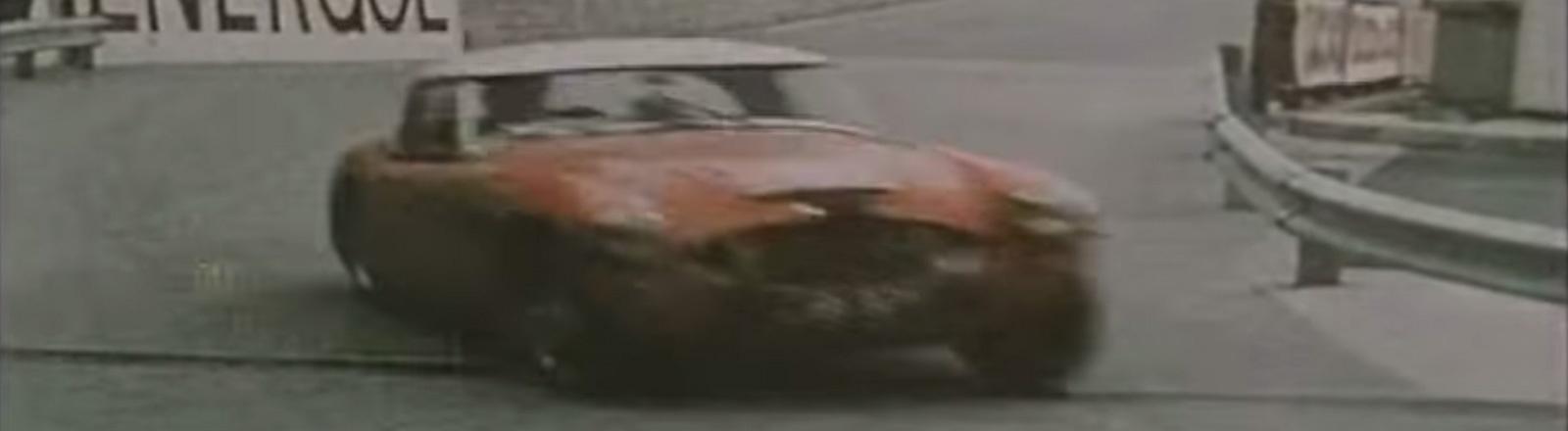 klassieke rallyautos A