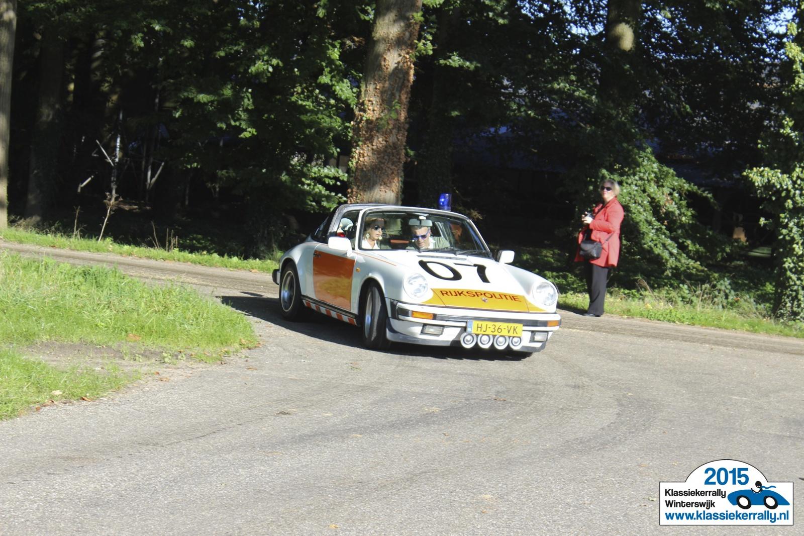 IJssellandrally 2019 mijdt rallydrukte