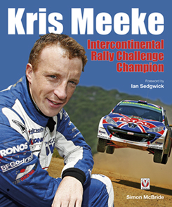 Kris Meeke - Intercontinental Rally Challenge Champion