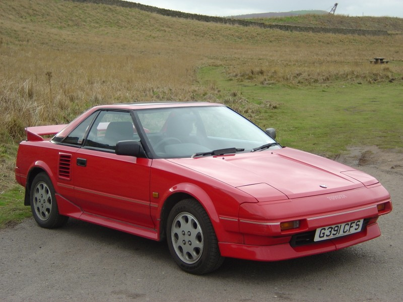 Toyota MR2 (foto: Betterparts.org)