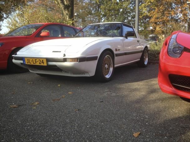Cars and Coffee Twente 1-11-2015
