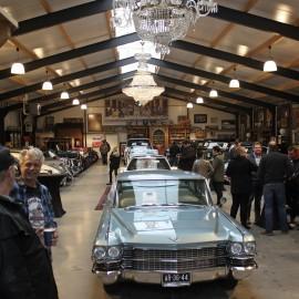 Klassiekers op de Koffie bij Venema Classic Cars