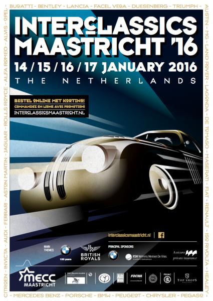 Interclassics Maastricht 2016