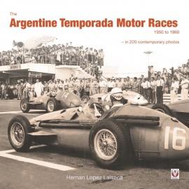 Boek: The Argentine Temporada Motor Races 1950 to 1960