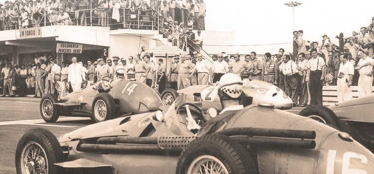 Boek: The Argentine Temporada Motor Races 1950 to 1960