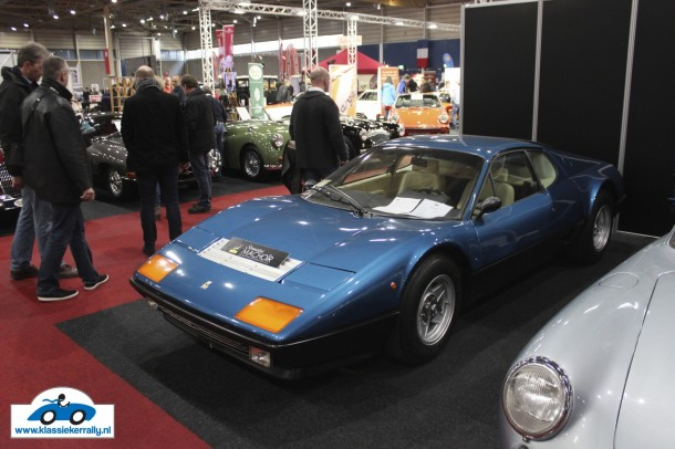 InterClassics Maastricht 2016 - Ferrari 512 BB