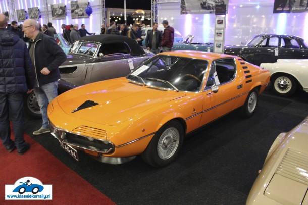 InterClassics Maastricht 2016 - Alfa Romeo Montreal