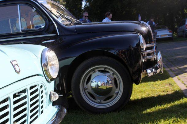 Klassiekerrally Winterswijk Mini Renault