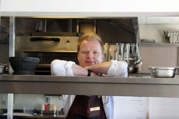 Klassiekerrally Winterswijk Chefkok Mike Vrijdag