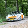 Klassiekerrally Winterswijk Politie Porsche