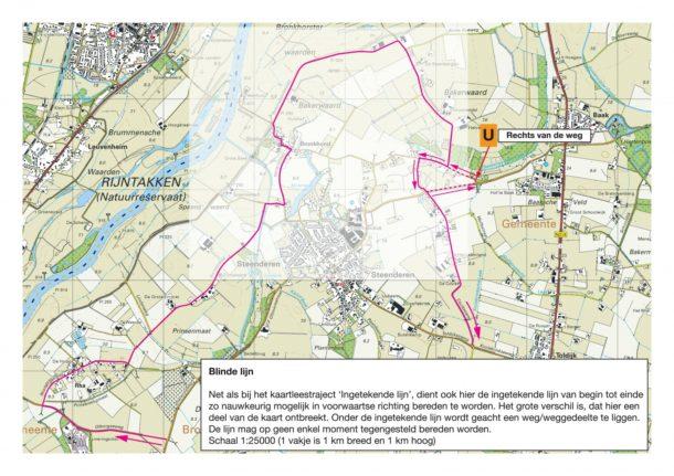 kaartleestraject 02 Bronkhorst - ORGANISATIE