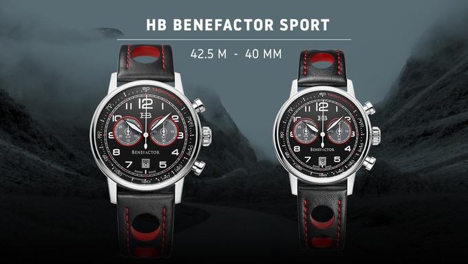 HB Benefactor Sport