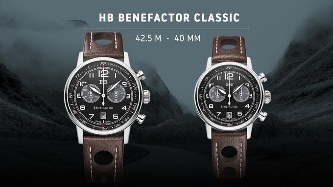 HB Benefactor Classic